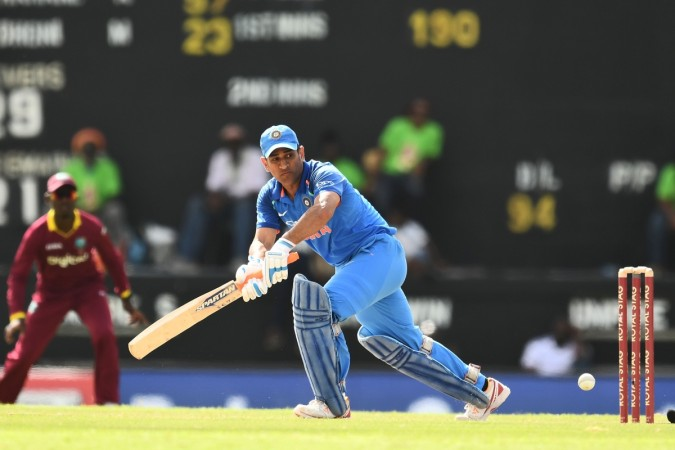 Eight memorable images from MS Dhoni's worldwide career