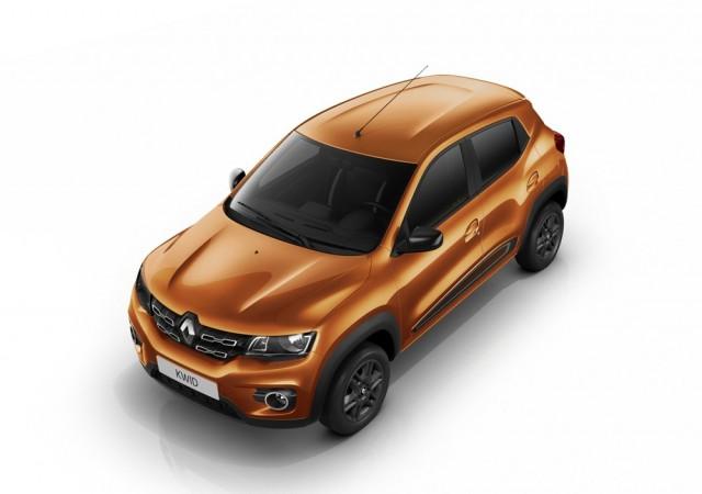 Renault Kwid electric, Renault Kwid