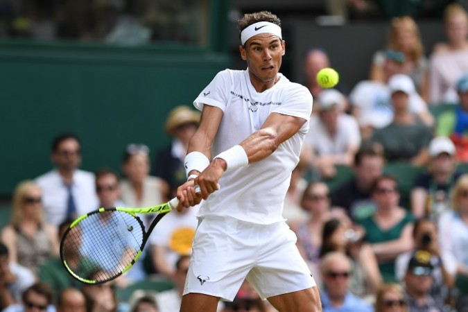 Nadal crashes out of Wimbledon, Murray reaches quarterfinals