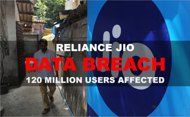 Reliance Jio data breach