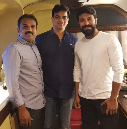 Ram Charan and Koratala Siva movie to start