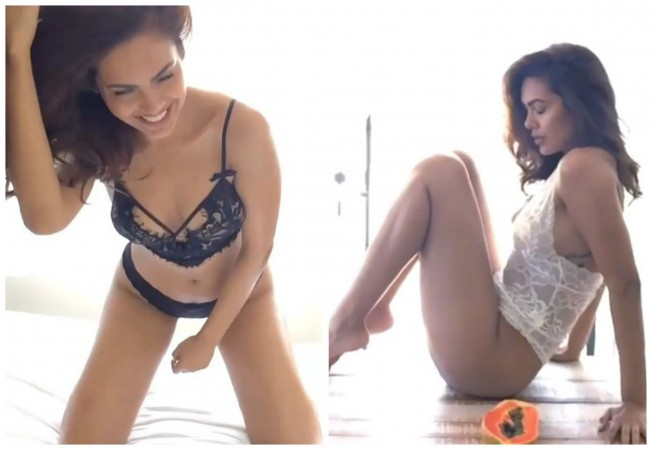 Esha Gupta shares sizzling teaser of her new video on Instagram