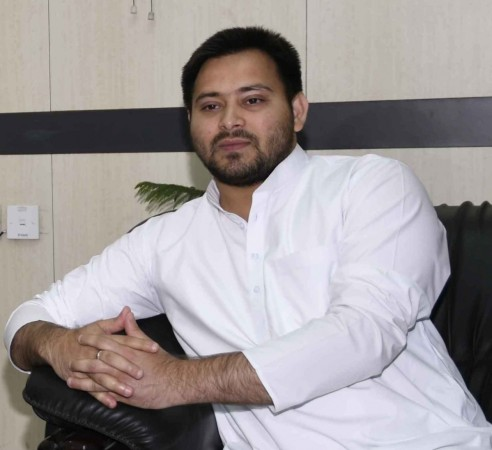 Nitish Kumar gives RJD time to decide on Tejashwi Yadav