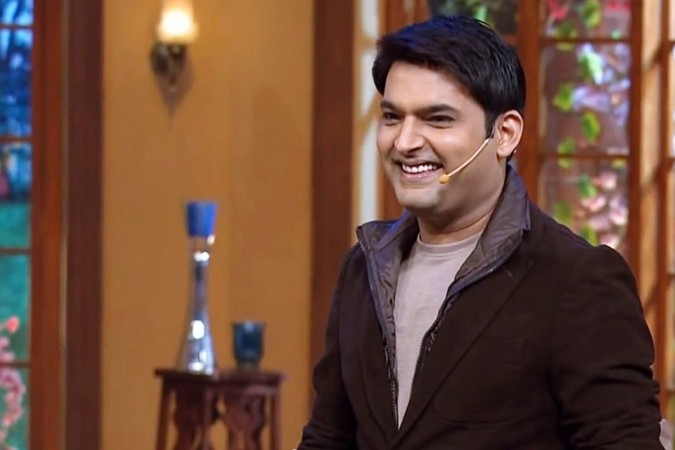 Kapil Sharma is back on TV, shoots a special episode for 'Firangi'