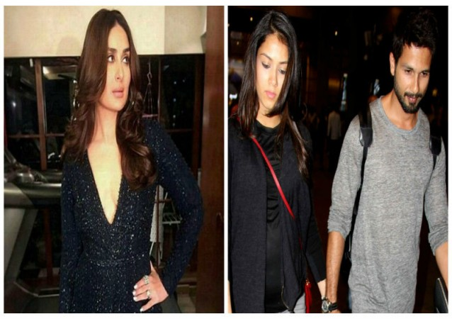 Kareena Kapoor Khan and Mira Rajput fighting over Taimur and Misha?
