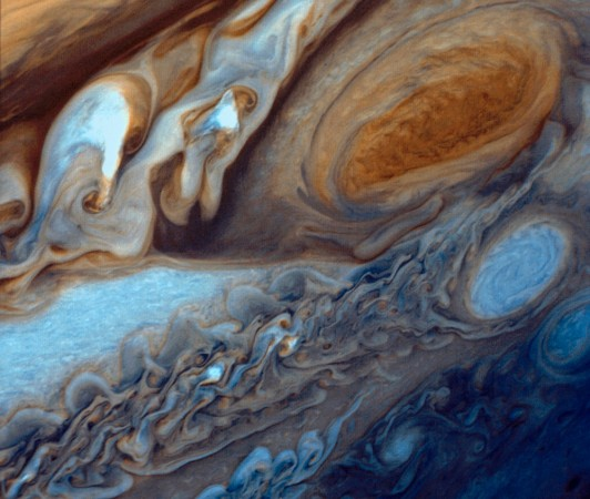 Jupiter's Great Red Spot will DIE within 20 years