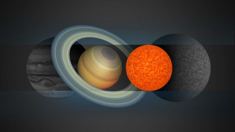 Saturn-sized star is the smallest ever discovered