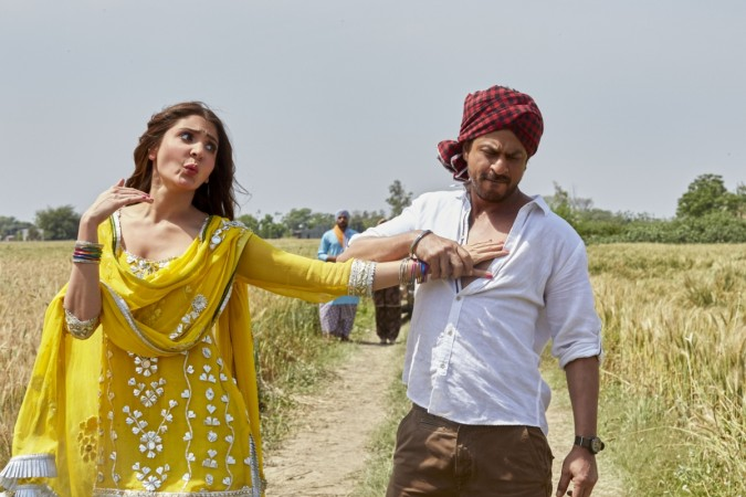 Butterfly Ban Ke song teaser starring SRK & Anushka Sharma from JHMS released!