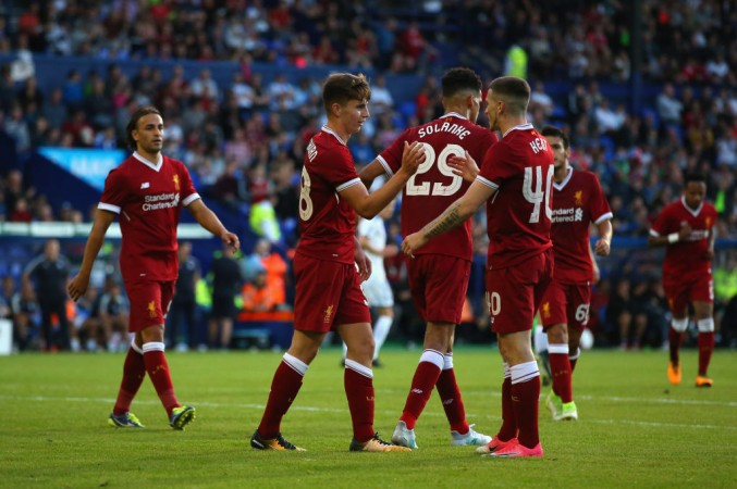 Liverpool Top Crystal Palace, Advance to 2017 Premier League Asia Trophy Final