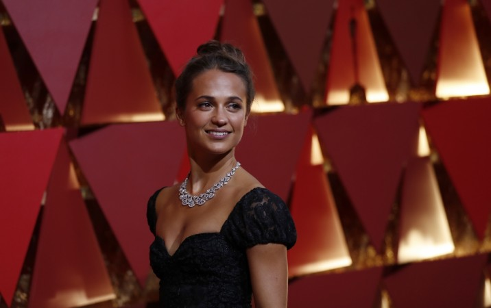 Alicia Vikander Detail: Alicia Vikander Reveals New Details About Tomb Raider