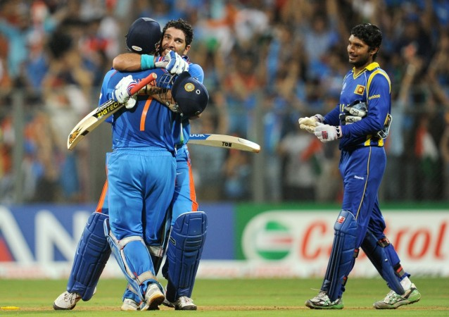 India's 2011 World Cup heroes slam Arjuna Ranatunga's fixing claims