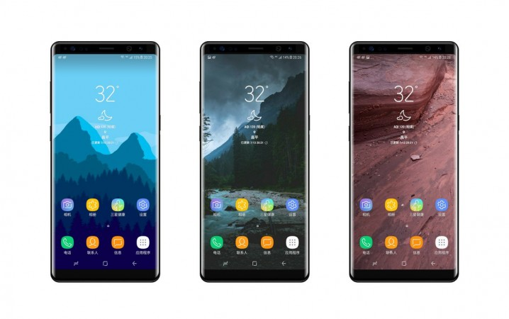 Samsung Galaxy Note 8 specs details leaked before release date