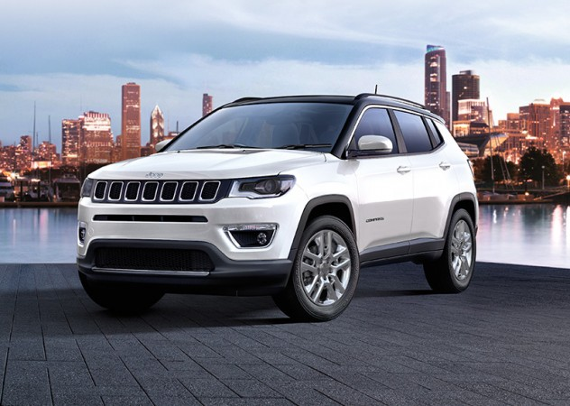 2017 Jeep Compass, 2017 Jeep Compass India, 2017 Jeep Compass launch