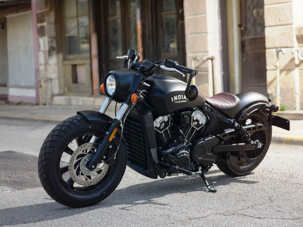 Indian Motorcycle introduces its new Scout Bobber