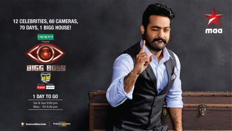 bigg telugu meet the 14 contestants from junior ntr