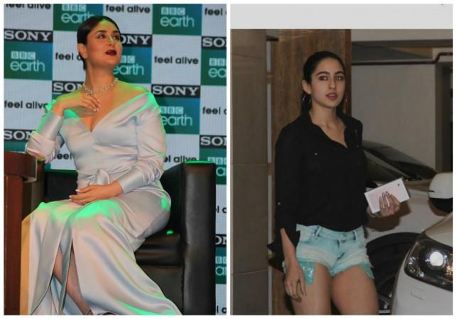 Sara will rock the industry: Kareena Kapoor