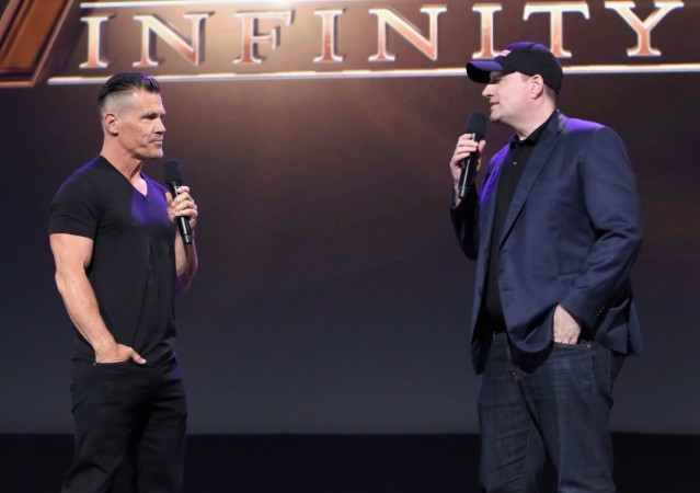 Josh Brolin Says Deadpool 2 Is Funnier Than The First