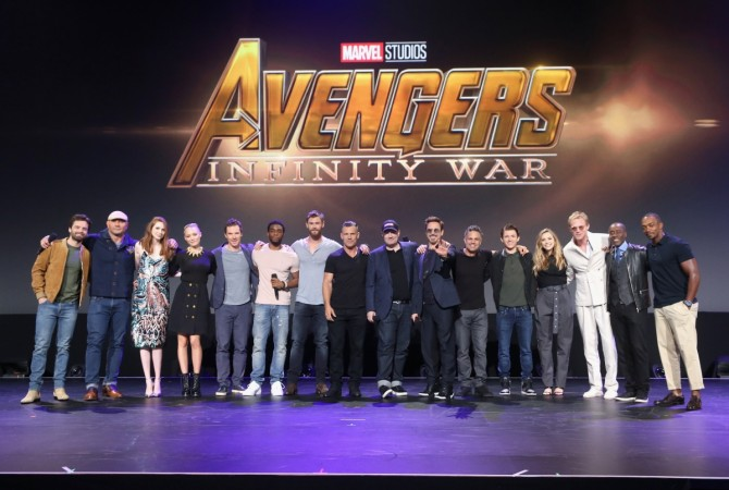 Infinity War' Runtime and When We'll See A Trailer — Avengers