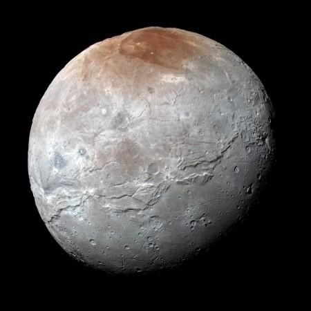 nasa, Charon, Pluto, moon, dwarf planet,