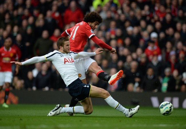 Manchester United abandon their pursuit of Tottenham Hotpsur's Eric Dier