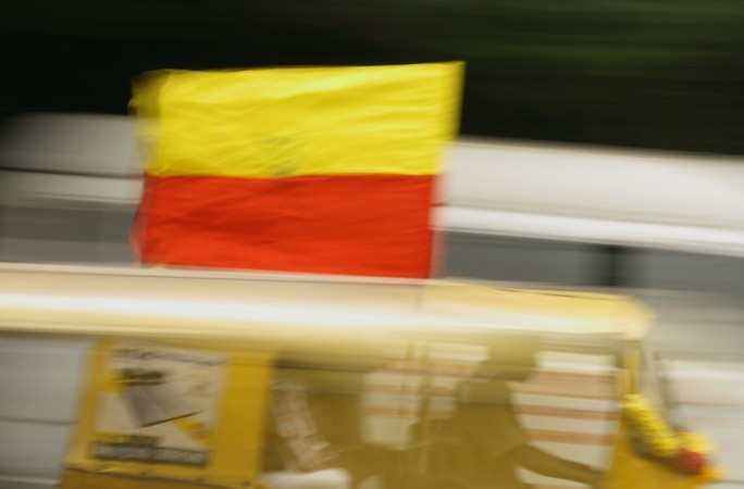 Karnataka Flag Row: CM Siddaramaiah Asserts Nothing Wrong in State Flag