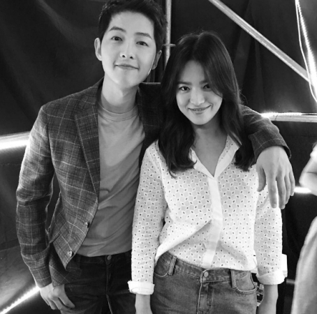 Song Joong Ki Reveals The Reason For Sudden Wedding Announcement