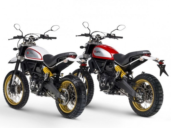 Ducati Scrambler Desert Sled launched at Rs 9.32 lakh in India