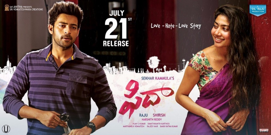 Fidaa movie reviews: Varun Tej-Sai Pallavi's film is magical, say fans