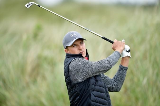 Jordan Spieth, British Open, first round, score, Royal Birkdale