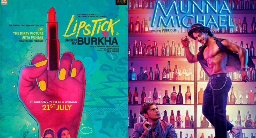 Munna Michael performs better than Lipstick Under My Burkha
