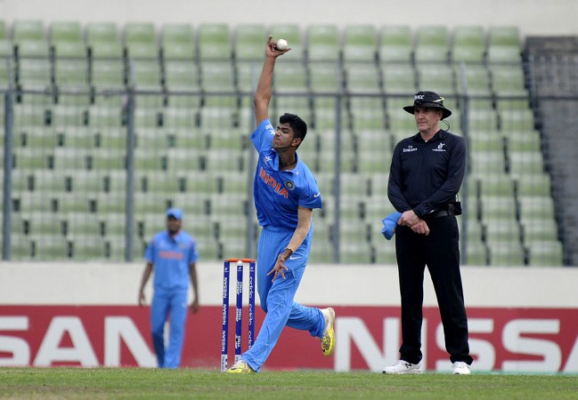Washington Sundar, Basil Thampi get maiden India call-up for Sri Lanka T20I