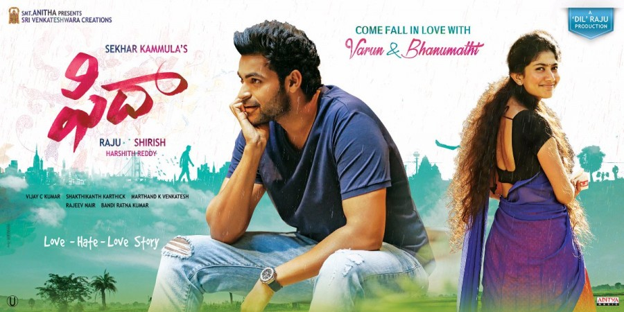 Fidaa movie review, ratings by audience