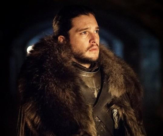 Kit Harrington aka Jon Snow in Game of Thrones
