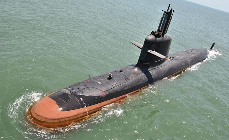Kalvari-class submarine