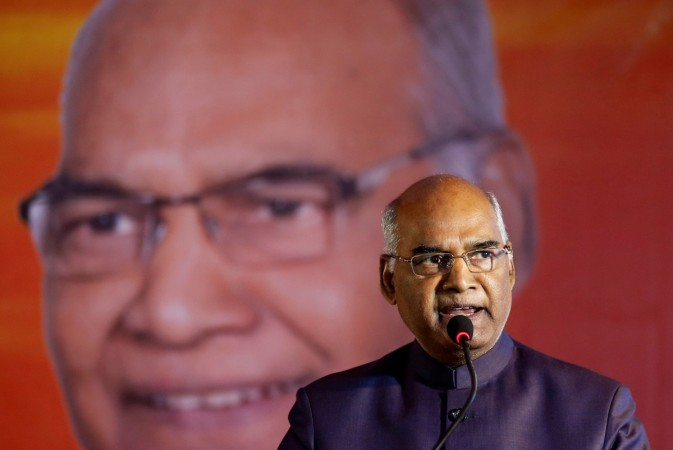 President Kovind makes maiden address, bats strongly for 'New India'