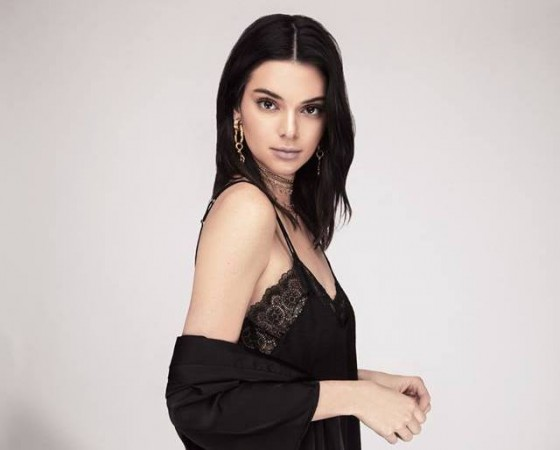Kendall Jenner wears the birthday suit and a smile for hot photoshoot