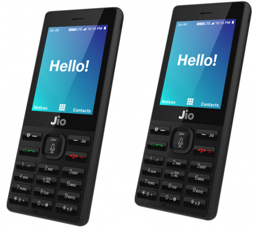 Jio feature phone pre-booking suspended on high demand