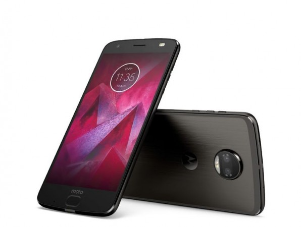 Published a press render of the smartphone Moto X4