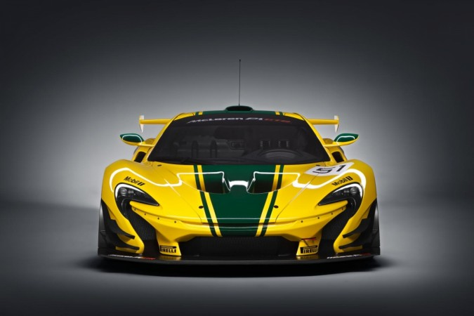 McLaren To Launch Track-Focused P1 Successor This Year