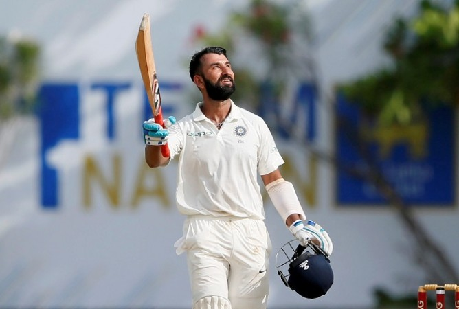 Virat Kohli scores 17th Test century, 10th as India captain