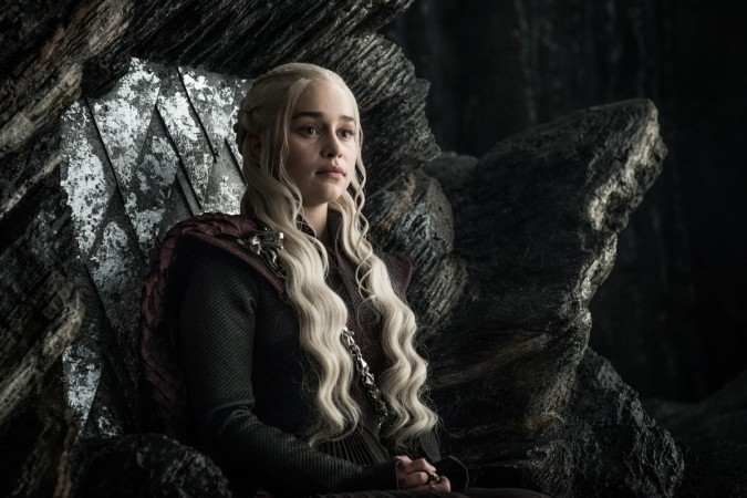 Emilia Clarke Fires Back at 'Game of Thrones' Racy Scene Critics