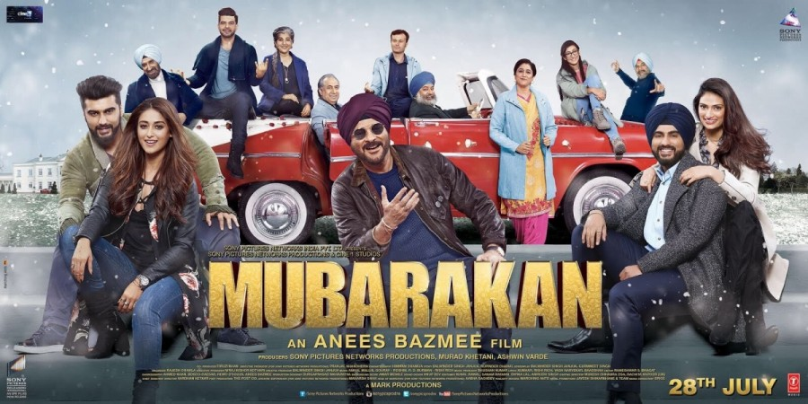 'Mubarakan' collections rise by 101% on Day 3