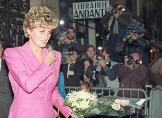 Diana asked the Queen for marriage advice after Charles' affair