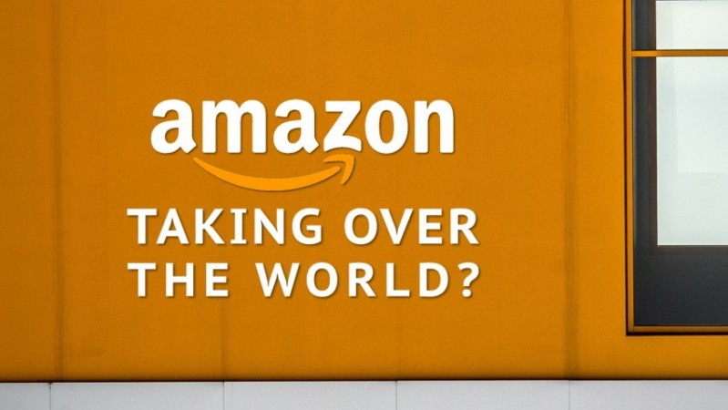 Amazon to start food retail biz in India this Diwali