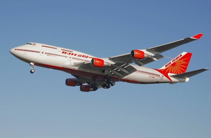 Air India with 100 passengers on board delayed by 1.30 hours
