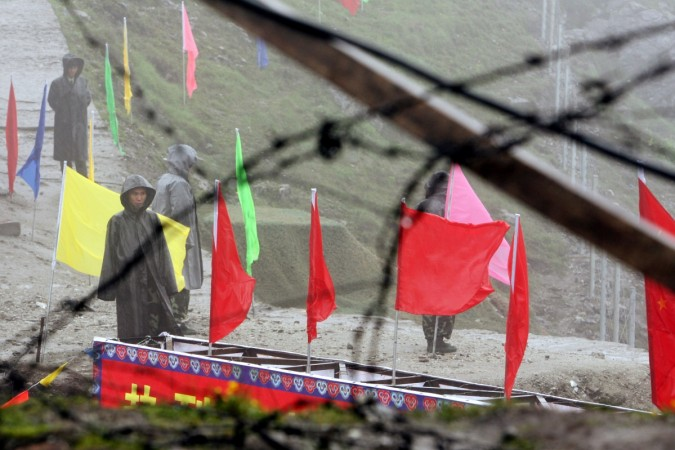 Chinese soldiers entered Uttarakhand's Barahoti on July 25
