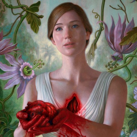 Jennifer Lawrence: Darren Aronofsky is brilliant