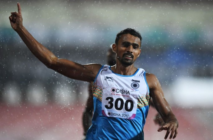 Anas, Dutee and Swapna disappoint in World Athletics Championships