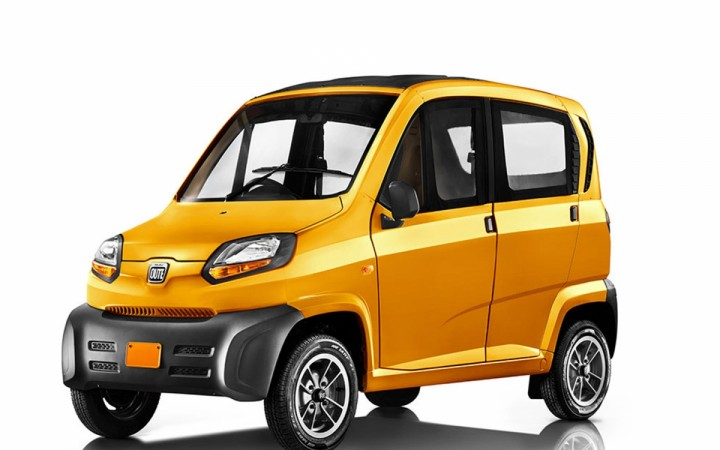 Bajaj Qute, Bajaj Qute India, Bajaj Qute launch
