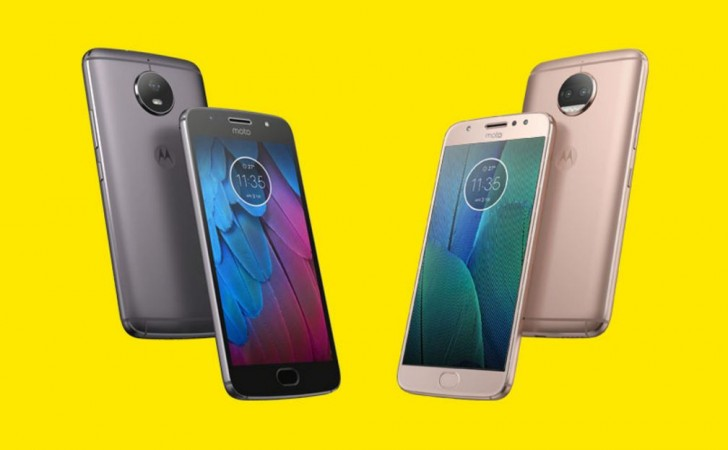 Moto G5S Plus and G5S to launch today